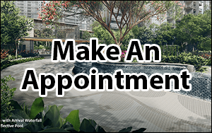 Make An Appointment at Florence Residences Showflat